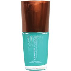 Lagoon vegan nail polish is a healthier alternative to traditional nail polish that is long lasting, cruelty free, and chip resistant. Teal blue, cream finish.