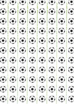 Vejam que maravilha esta festinha de futebol do site Karas Party Ideas (clique aqui para ver o site)! Clique em cima dos moldes...