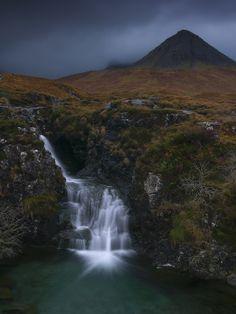 Glen Brittle, Isle of Skye, Scotland photo