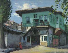 Ahmet Yakupoğlu-Yüksek kahve Tudor, Art And Architecture, Old Houses, 21st Century, Home Art, Medieval, Cabin, Mansions, House Styles