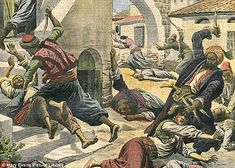 Turkey faces global disgust at its refusal to admit Armenian genocide  | Daily Mail Online