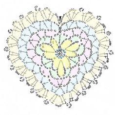 Hearts | Crochet
