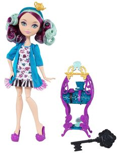 Ever After High Getting Fairest Madeline Hatter: Amazon.co.uk: Toys & Games