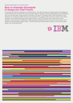 IBM Smarter Planet, Business Services