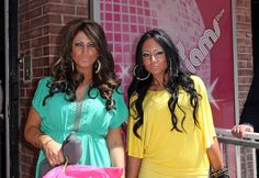 Jerseylicious ! love these girls