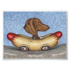 Wiener Hot Rod