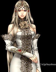 Medieval Princess. I love this dress!