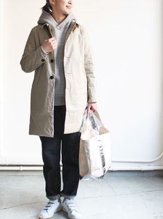 Fall Wardrobe, Raincoat, Dressing, Street Style, Clothes For Women, My Style, Womens Fashion, Casual, How To Wear