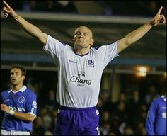 Thomas Gravesen - What a guy! Football Photos, Football Cards, Everton Fc, Football Program, Football Players, Premier League, Photo Galleries, The Past