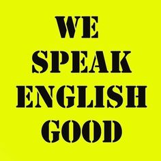 We Speak Good English: Recordings from the Nasty Women Project