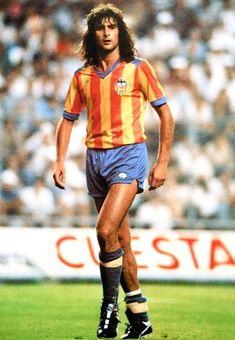 Mario Kempes Valencia