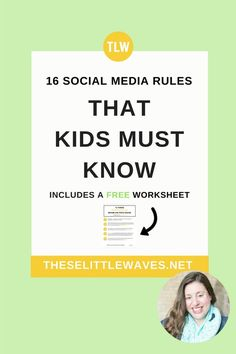 There are certain social media rules that kids need and these 16 are absolutely… Bullying Activities, Bullying Lessons, School Age Activities, Bullying Quotes, Stem Activities, Teaching Quotes, Teaching Kids, Anti Bullying, Cyber Bullying
