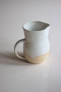 Summer Pitcher by ANK ceramics