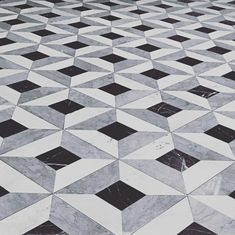 The beauty of a dimensional pattern is undeniable! Get this look in a combination of our materials- #limestone, #marble, #slate...so many…