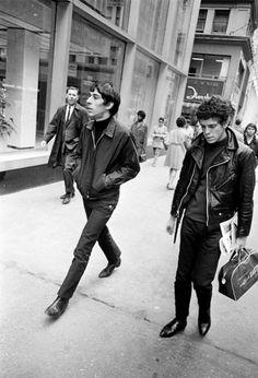Joel Meyerowitz, The Velvet Underground, 1968