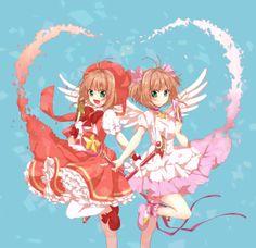 Cardcaptor Sakura~ Sakura Kinomoto // I think I'm going to cosplay as her someday.