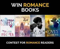 Romance Books for YOU!!! http://www.jolenecazzola.com/index.php/giveaways/romance-books-for-you/?lucky=1422