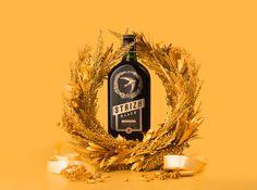 Strizh Black — The Dieline - Branding & Packaging Design