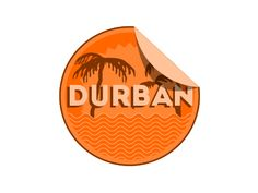Durban designed by Si Maclennan. Connect with them on Dribbble;