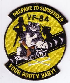 VF-84 Jolly Rogers - 'Prepare To Surrender'