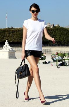Style Inspiration: Miranda Kerr Street Style