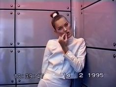 Kate Moss by Nick Knight 14/02/1995.