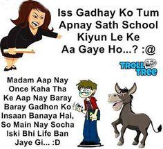 Funny Hindi Jokes Of Teacher And Student