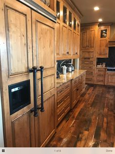This is the cabinetry we decided on .