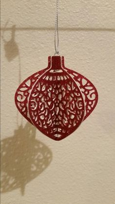 Stampin up delicate ornament dies. Holiday catalog. Hop over to www.facebook.com/MelindasRubberRoom for more info
