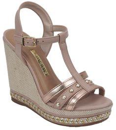 Women's Shoes Sandals, Wedge Sandals, Beautiful Heels, Jimmy Choo, Wedges, Lady, 1, Design, Shoe Cabinet