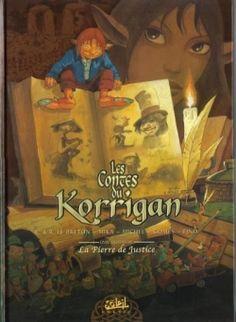 Couverture Les Contes du Korrigan, tome 04 : La pierre de justice