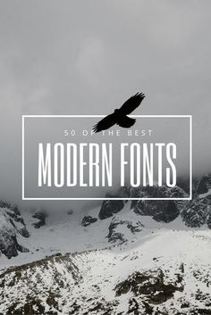50 Modern Fonts to Use in Canva and Give Your Designs a Contemporary Feeling! Typography Layout, Modern Typography, Modern Fonts, Typography Poster, Japanese Typography, Gfx Design, Font Design, Type Design, Layout Design