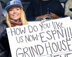 November 16, 2012 - Memphis Grizzlies fans at the FedExForum Friday evening. (The Commercial Appeal/ Nikki Boertman)