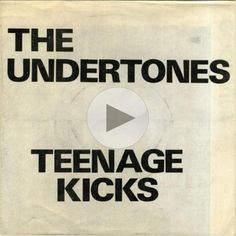 Listen to 'Teenage Kicks' by The Undertones from the album 'Teenage Kicks EP' on @Spotify thanks to @Pinstamatic - http://pinstamatic.com
