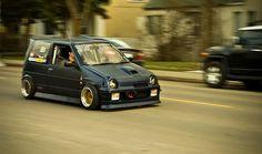 Suzuki Alto Works - everyone can be a Gashead.
