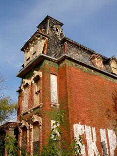 3966 Trumbull Ave, Detroit In the Woodbridge Neighborhood Historic District.