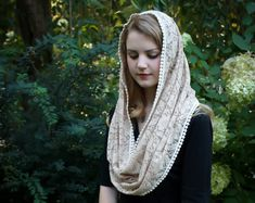 Your place to buy and sell all things handmade String Of Pearls, Christians, Veils, Taupe, Lord, Vintage Fashion, Glamour, Jackets, Etsy