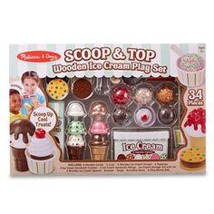 Play Ice Cream, Ice Cream Set, Baby Girl Toys, Toys For Girls, Baby Baby, Play Food Set, Kids Play Food, Ice Cream Cookie Sandwich, Happy Birthday Jesus