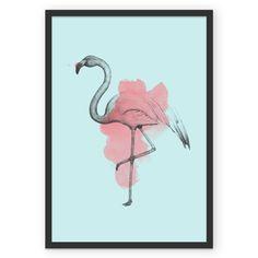 Compre Posters com a arte Flamingo do Studio @sabrinadesa. Amamos nossos posters porque dá pra escolher entre impressão em papel algodão, fotográfico, MDF ou metal, em diversos tamanhos. Não tem (de)coração que resista.