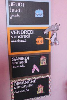 Semainier Loup -miminesenfolie sabryna- (2)