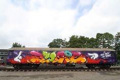 Drop Candy Not Bombs by BOOGIE: http://www.molotow.com/magazine/the-molotow-train/day/boogie-basel/