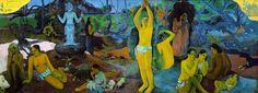 Gauguin's Girls