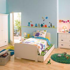 Peinture couleur pour chambre d\'enfant | Interiors and Room