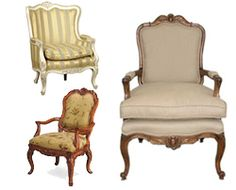 Genial French Country Chairs