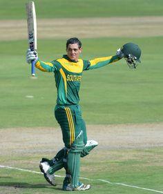 New kid on the SA cricket scene