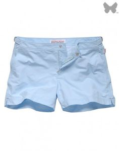 Orlebar Brown Men's Setter Shorts - Sky