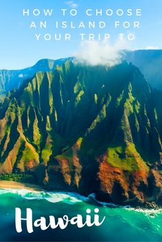 It's not always as simple as just deciding to vacation in Hawaii. Each of the islands here are truly diverse, so it's important to make sure you choose the right one :)