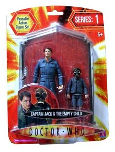 Doctor Who: Captain Jack And The Empty Child $29.88