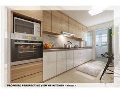 HDB Contemporary Design @ Punggol Drive - Interior Design Singapore