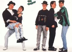 You loved NKOTB and had memorabilia mostly of your favorite one in the group.
